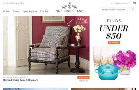 one kings lane home decor corrected online home decor retailer one kings lane nabs