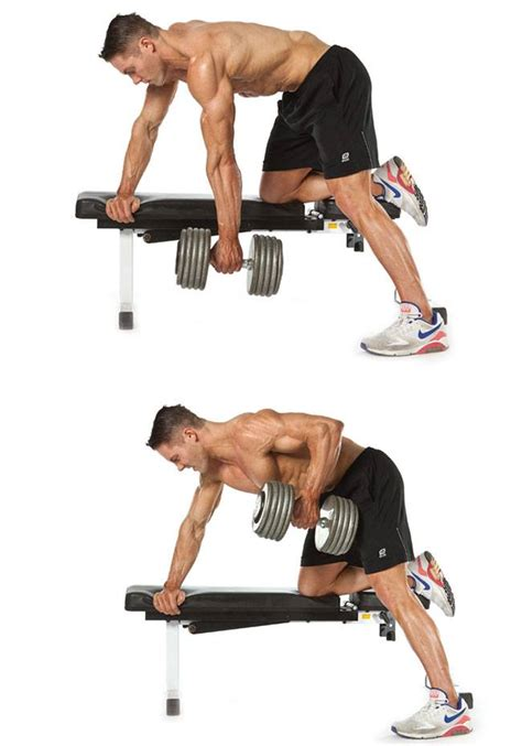 bench row dumbbell one arm dumbbell row without bench 28 images home back
