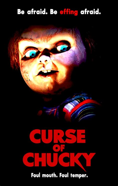 film chucky 5 en streaming the curse of chucky official teaser poster by zsoltyn on