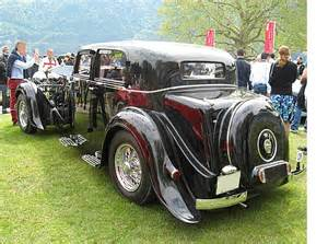 Rolls Royce Phantom Facts File Rolls Royce Phantom Iii Rear View Jpg Wikimedia Commons