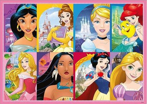 Disney Princess Floor - floor puzzle disney princess ravensburger 09789 125