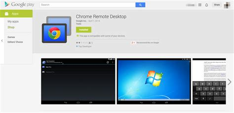 desktop site android chrome remote desktop enters closed beta on android android central