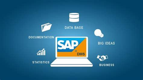 tutorial dms sap introduction to sap dms document management system sap plm