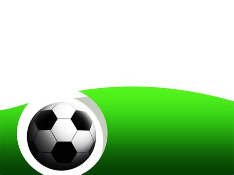 Ppt Backgrounds Templates October 2011 Free Soccer Powerpoint Template