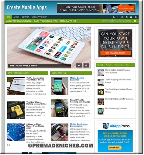create mobile apps create mobile apps site