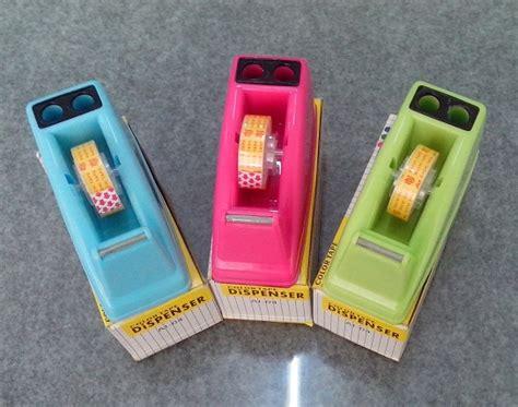 Dispenser Isolasi Kecil jual dispenser 1 2 inch tempat pemotong isolasi ai 04