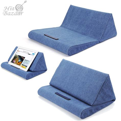 Pillows For Ipads by Pillow Stand For Book Soft Holder Tablet Log Desk