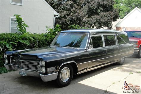 1966 Cadillac Hearse by Cadillac Hearse