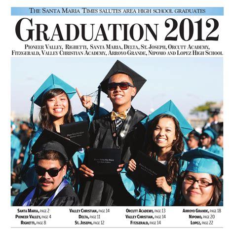 dr gonzalez crowley la graduation 2012 by central coast newspapers issuu