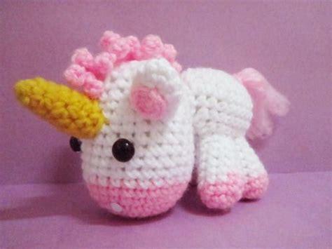 unicorn pattern free crochet unicorn pattern knitting crochet pinterest