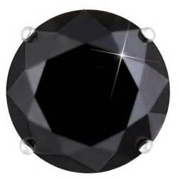 midnight glamour black diamond earrings the danbury mint