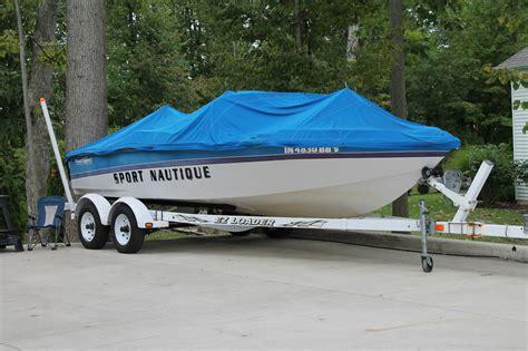 nautique boat length correct craft sport nautique 1994 for sale for 15 000