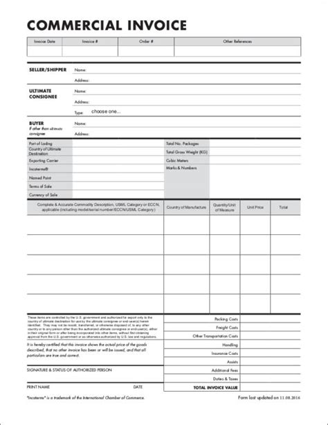sle invoice contract work 10 commercial sales invoice sles templates psd