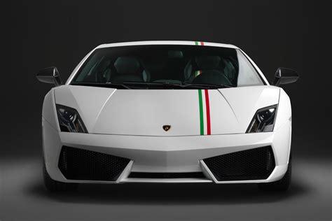 Lamborghini Italia Lamborghini Crafts Gallardo Tricolore Special In