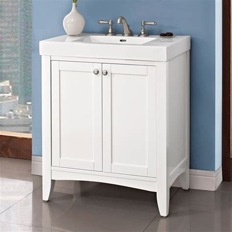 Shaker Bathroom Vanity Fairmont Designs Shaker Americana 30 Quot Vanity Polar White Free Shipping Modern Bathroom
