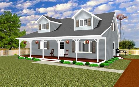 cape cod house plans with porch capecod 3 bedroom open floor plan master on ground