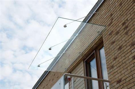 Folie Na Balkonové Sklo by Sklenen 233 Striešky A 237 Zy Na Mieru Domo Glass