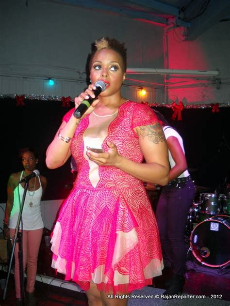 Introducing Def Jam Recording Artist Chrisette Michele I Am In Stores June 19th by The Bajan Reporter Grammy Award Winning Chrisette