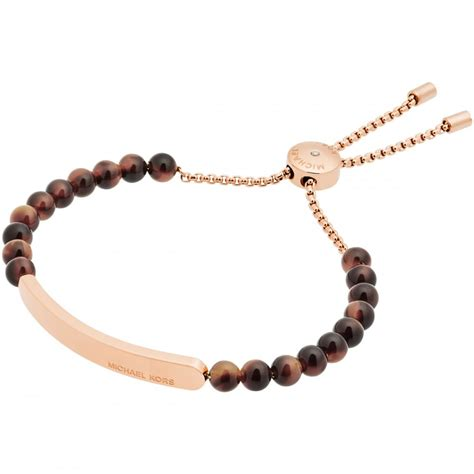 michael kors beaded bracelet uk mkj5587791 michael kors bracelet francis gaye jewellers