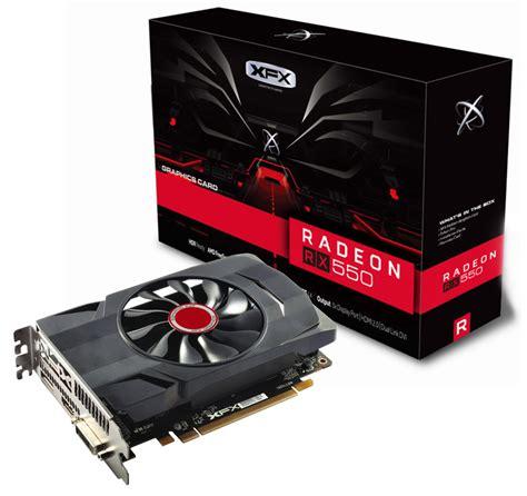 Xfx Radeon Rx 550 2gb Ddr Rx 550p4sfg5 1 onde comprar placa de v 237 deo barato compare pre 231 os no bondfaro