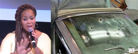 gospel singer tina cbell shoots up husbands car amidst tina cbell of mary mary apologizes for behavior gospel