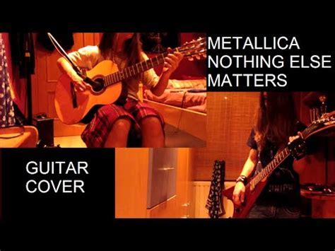 metallica nothing else matters übersetzung nothing else matters metallica guitar cover