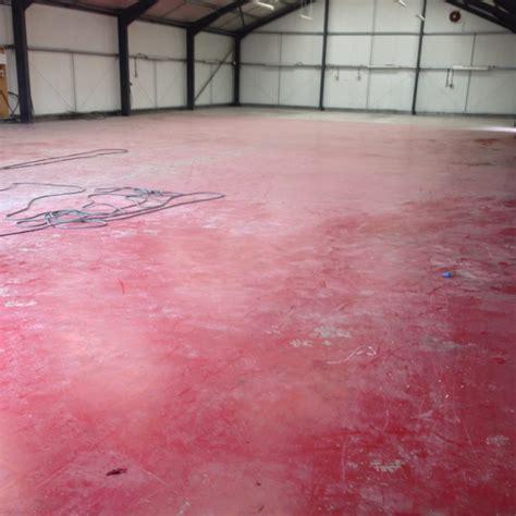 Concrete floor preparation in Devon,Southwest,UK,Floor