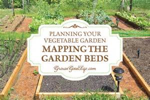 How Many Square Feet In Half An Acre planning your vegetable garden mapping the garden beds