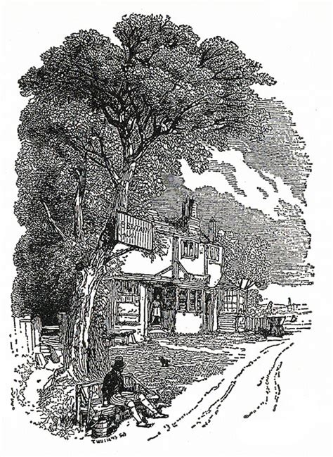 where dickens lived travel between the pages david perdue s charles dickens page the battle of