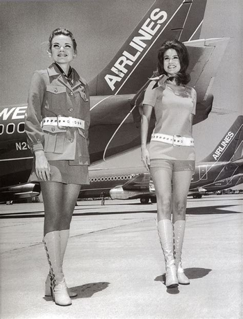 southwest airlines commercial actress legs vintage stewardess pictures flight attendant photos from