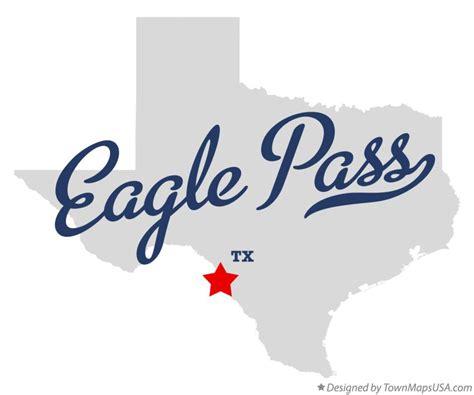 eagle pass texas map map of eagle pass tx texas