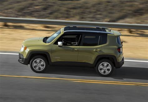 jeep renegade test car pro test drive 2015 jeep renegade limited review