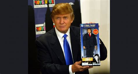 donald you re fired doll 10 other times we thought mania was but it