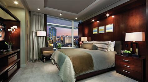 two bedroom penthouse suite in las vegas aria resort