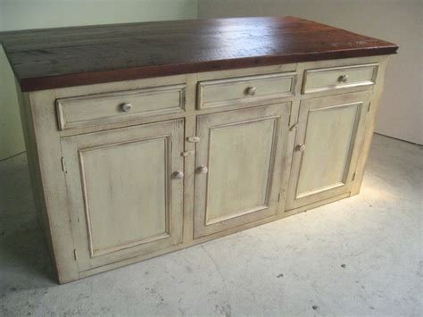 wooden kitchen island reclaimed wood kitchen island traditional kitchen