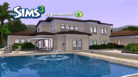 house plans sims 3 xbox 360