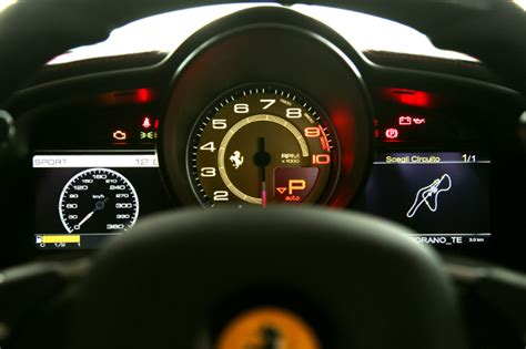 ferrari dashboard what ferrari wanted with the 458 speciale elite traveler