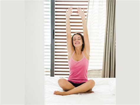 exercises you can do in bed exercise you can do in bed every morning boldsky com