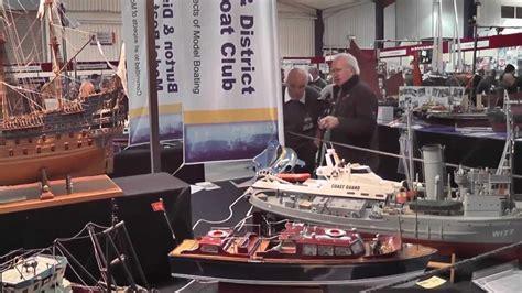 boat building exhibition international model boat show 2012 youtube