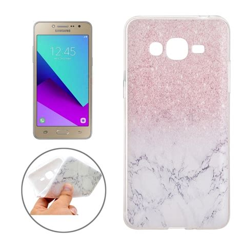 Anti Samsung Galaxy J2 Prime G532 Softcase J2 Prime for samsung galaxy j2 prime g532 marble pattern soft tpu protective back cover alex nld