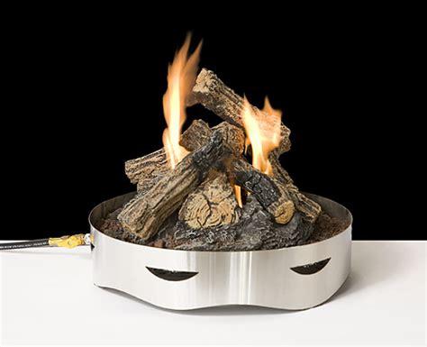 Gas Fire Pit Kit Insert Kit Gas Firepit Insert
