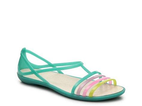 croc jelly sandals crocs multicolor jelly sandal dsw