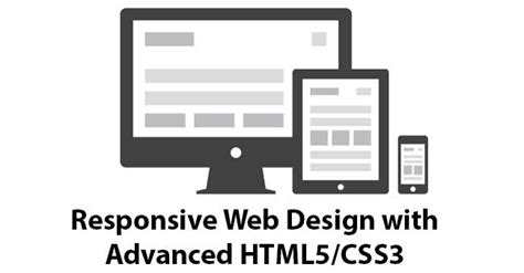 responsive layout using bootstrap responsive web design with advanced html5 css3 training