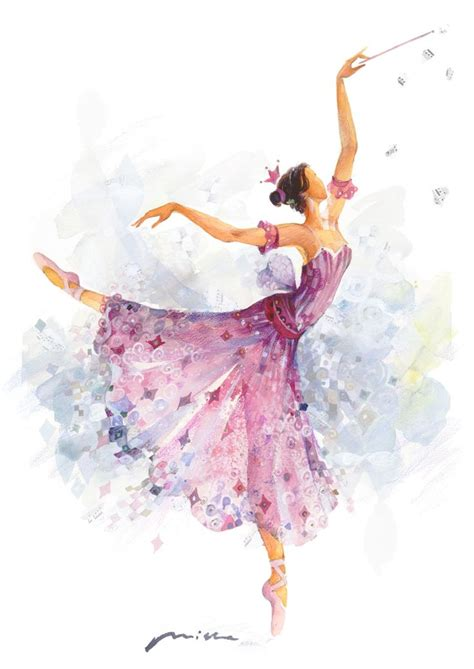 Of The Sugar Plum by 25 Best Ideas About Ballerina Illustration On