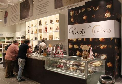 re introducing loblaws the patisserie has a dedicated venchi c o eataly roma ostiense gelateria