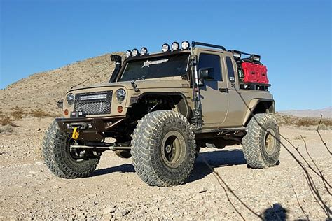 sema jeep yj jeep built to survive road adventure