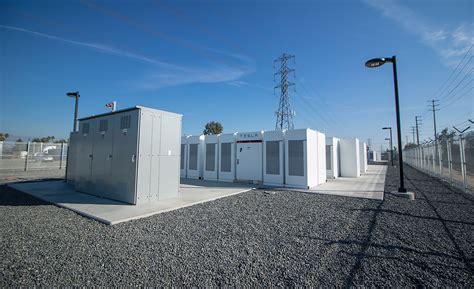 Tesla Energy Storage Tesla Just Completed The World S Largest Battery Storage