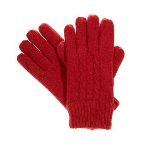 womens knit gloves s cable knit gloves fontana sports