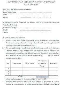 format surat pernyataan persetujuan penggunaan sertifikat elektronik word surat pernyataan kinerja surat pernyataan pinterest