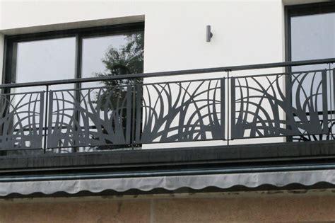 table balcon 1384 garde corps motif design sur balcon photo de rp m 233 tal